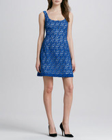 French Connection Wilma Sleeveless Lace Dress