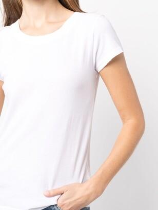 L'Agence crew-neck T-shirt