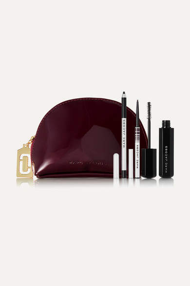Marc Jacobs Beauty - Velvet Crew Eye Collection - Red