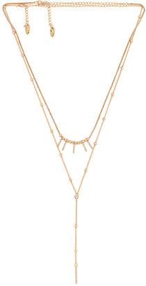 Ettika Lariat Necklace Set