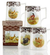 Spode Dinnerware, Woodland Tankard Beer Mug Collection