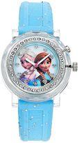 Disney Frozen Elsa & Anna Kids' Light-Up Watch