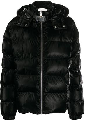 Alyx High-Shine Padded Coat
