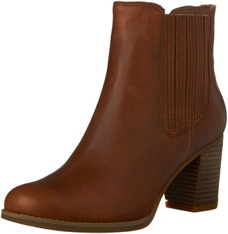 Timberland Atlantic Heights Womens Covered Gore Chelsea Ankle Boots