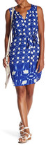 Velvet by Graham & Spencer Bonita Sleeveless Print Dress
