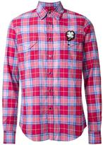 No.21 checked shirt - men - Cotton - M