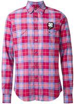 No.21 checked shirt - men - Cotton - S