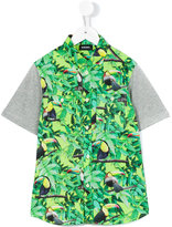 Diesel printed T-shirt - kids - Cotton - 2 yrs