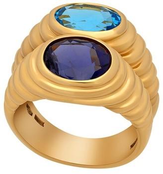 Heritage Bvlgari Bulgari 18K 3.49 Ct. Tw. Gemstone Ring