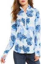 Tommy Bahama Pineapple Parc Half-Zip Jacket