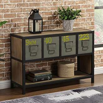 FirsTime & Co. Knox Console Drawer Accent Table