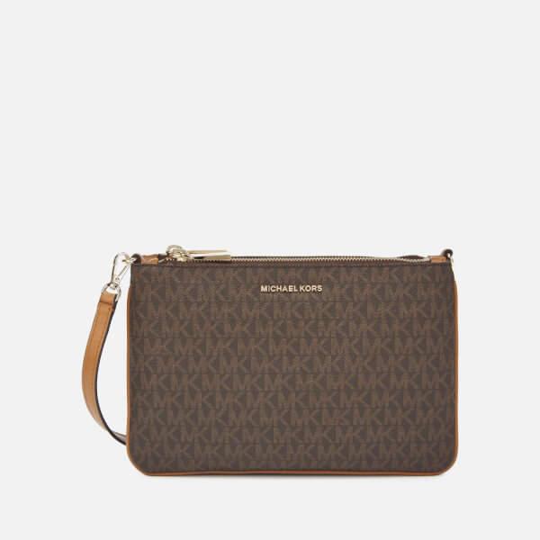 3e5eec1b178b MICHAEL Michael Kors Brown Crossbody Shoulder Bags for Women - ShopStyle UK