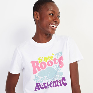 Roots Womens Groovy T-shirt
