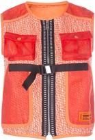 Heron Preston utility pocket vest