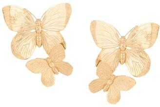 Jennifer Behr Papillon earrings