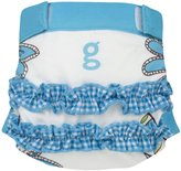 gDiapers gPants Seasonal Prints - Girly Twirly - Large - Hook & Loop