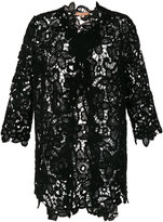 Ermanno Scervino lace-embroidered jacket