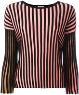 Kenzo ribbed jumper - women - Cotton/Viscose - M