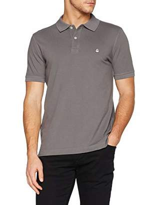 Benetton Men's Polo T-Shirt,Large