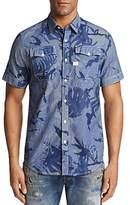 G Star Landoh Regular Fit Button-Down Shirt