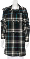 Burberry Knee-Length The Beat Check Coat