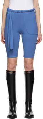 Vejas Blue Phantom Bike Shorts