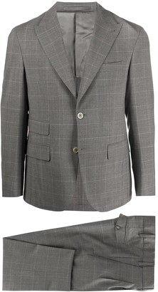 Eleventy Slim Two-Piece Suit