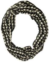 Dana Herbert Knit Infinity Scarf