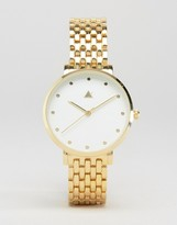 Asos Sleek Clean Metal Watch