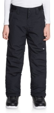 Quiksilver Big Boys Estate Youth Pant