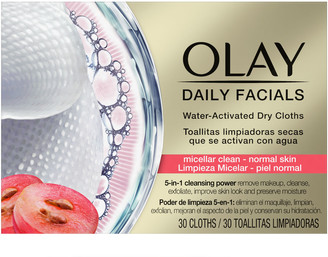 Olay Daily Facials For Normal Skin X 30 Wipes