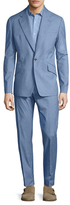 Vivienne Westwood Solid Notch Lapel Suit