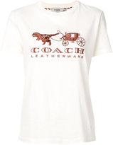 Coach logo T-shirt