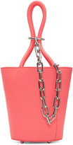 Alexander Wang Pink Mini Roxy Bucket Bag