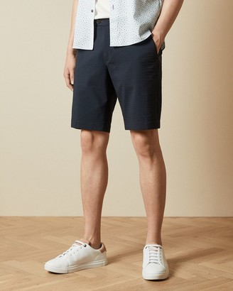 Ted Baker Textured Smart Shorts