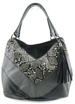 French Connection Cruz Tote Synthetic Tote.