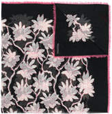 Valentino floral print scarf