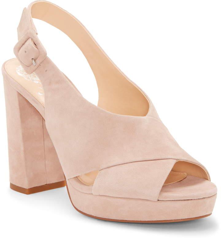 130b8e8f3445 Vince Camuto Platform Sandals - ShopStyle