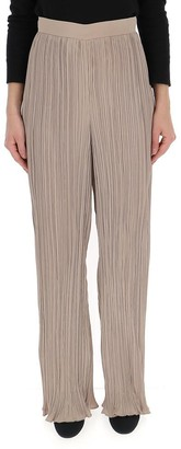 Max Mara High-Waisted Pleated Trousers