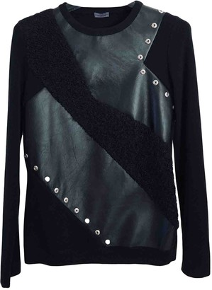 Ungaro Black Wool Knitwear for Women