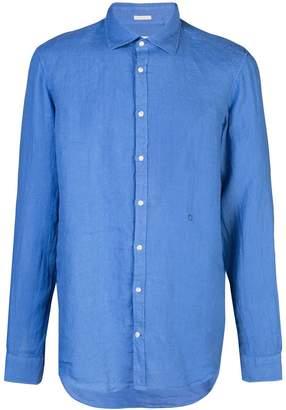 Massimo Alba Canary shirt