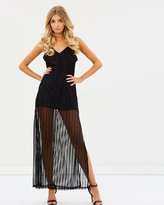 Toby Heart Ginger Ace Hotel Maxi Dress
