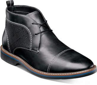 Nunn Bush Men Pasadena Cap-Toe Chukka Boots Men Shoes