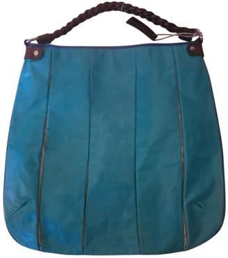 Anthropologie Turquoise Leather Handbags