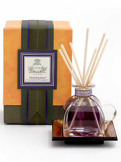 Agraria Lavender and Rosemary PetitEssence & Tray
