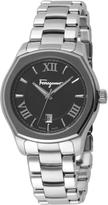 Salvatore Ferragamo Lungarno Collection FQ1920015 Men's Stainless Steel Quartz Watch