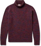 Oliver Spencer - Zaria Mélange Wool Rollneck Sweater