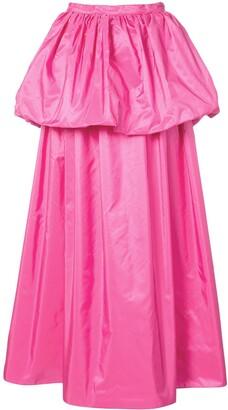 Stella McCartney Satin Skirt