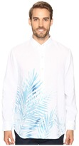 Tommy Bahama Fo'Rio Fronds Long Sleeve Woven Shirt Men's Long Sleeve Button Up