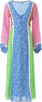 Rixo Nikki Floral Dress